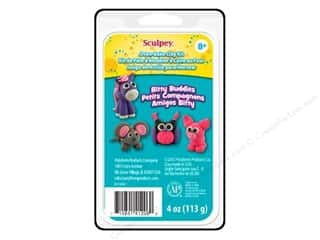 Weekly Specials Collection Kit: Sculpey Bake Shop Mini Clay Kit Bitty Buddies