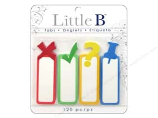 Little B Adhesive Tabs Punctuations