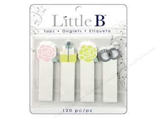 Clearance: Little B Adhesive Tabs Wedding