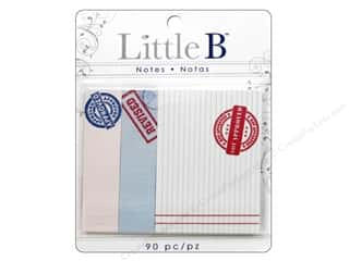 Clearance Little B Adhesive Notes: Little B Adhesive Notes Approvals