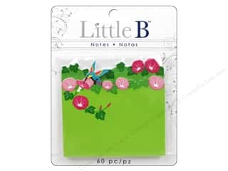 Clearance Little B Adhesive Notes: Little B Adhesive Notes Hummingbrd
