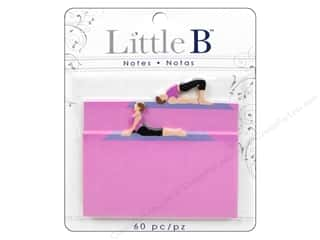 Clearance Little B Adhesive Notes: Little B Adhesive Notes Yoga
