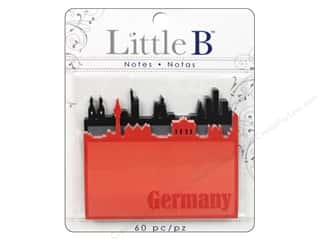 Clearance Little B Adhesive Notes: Little B Adhesive Notes Germany