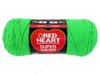 Red Heart Super Saver Yarn #3620 Glowworm 364 yd.