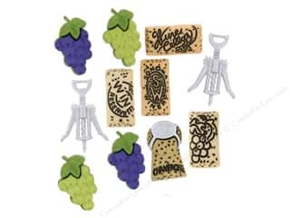 Jesse James Dress It Up Embellishments Uncorked