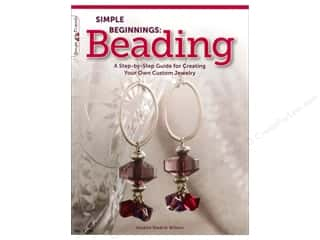 Custom Processing: Design Originals Simple Beginnings Beading Book by Suzann Sladcik Wilson