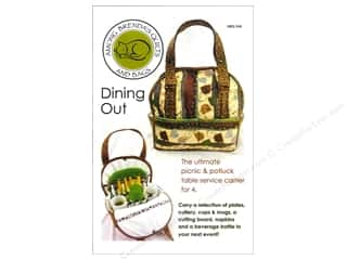 Cups & Mugs: Among Brenda's Quilts Dining Out Bag Pattern
