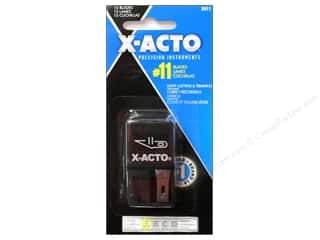 X-Acto #11 Classic Fine Point Blade 15 pc.