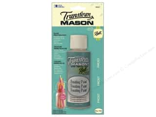 Weekly Specials Olfa Frosted Acrylic Ruler: Loew Cornell Transform Mason Paint 4 oz. Frosting