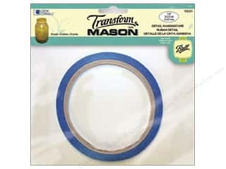 weekly special boxe edge: Loew Cornell Transform Mason Detail Masking Tape 1/8 in. x 20 yd.