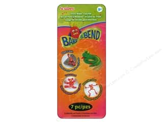 craft & hobbies: Sculpey SuperFlex Bake & Bend Clay Kit 7 pc.