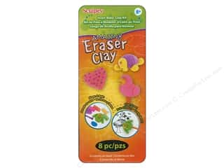 projects & kits: Sculpey Amazing Eraser Clay Eraser Maker Kit