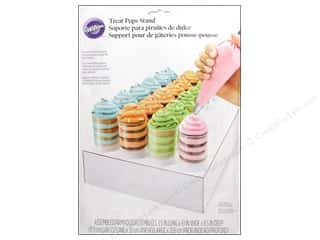 Wilton: Wilton Containers Treat Pops Stand Rectangle 1 Tier
