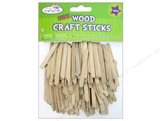 craft & hobbies: Craft Medley Craft Sticks 2 1/8 in. Mini 150 pc.