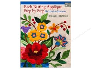 Weekly Specials Needle Felting: That Patchwork Place Back Basting Applique Step By Step Book by Barbara Eikmeier