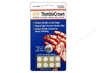 Colonial Needle: Colonial Needle Thimble Crown 9 pc.