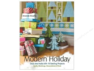Stash By C&T Modern Holiday Book