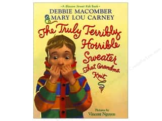 Simple Stories: The Truly Terribly Horrible Sweater That Grandma Knit Book by Harper Collins