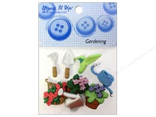 Jesse James Dress It Up Embellishments Gardening