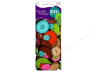 sewing & quilting: Blumenthal FF Big Bag Of Buttons 3.5 oz Etcetera