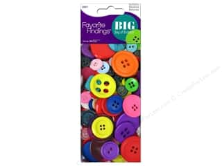 sewing & quilting: Blumenthal FF Big Bag Of Buttons 4 oz Multi