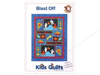 Patterns Clearance: Kids Quilts Blast Off Pattern