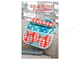Taylor Made Sit & Stitch Pincushion Pattern