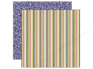 scrapbooking & paper crafts: Echo Park 12 x 12 in. Paper Paper & Glue Collection Field Trip (25 sheets)
