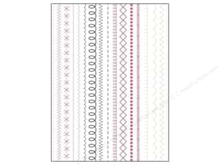 Valentines Day Gifts Paper: SRM Press Sticker Stitches Valentine