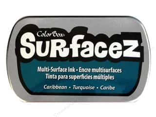 ColorBox: ColorBox Surfacez Ink Pad Full Size Caribbean