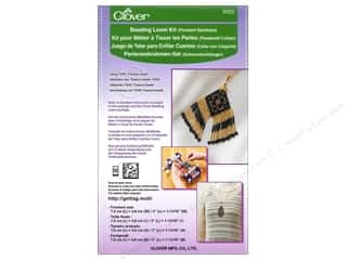 pendants jewelry: Clover Beading Loom Kit Pendant Necklace