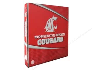"2"" D rings: Washington State 1 in. 3-Ring Binder"