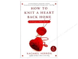 Harper Collins How To Knit A Heart Back Home Book