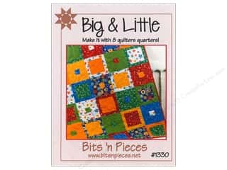 Pieces Be With You: Bits 'n Pieces Big & Little Pattern