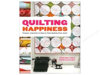 Clearance Books: Potter Publishers Quilting Happiness Book