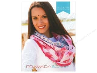 The Quilted Fish Pramada Scarf Pattern Pad 20pc