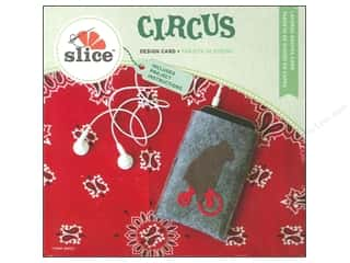 dies: Slice Design Card Circus