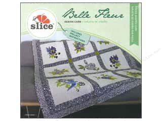 die cutting machines: Slice Design Card Belle Fleur