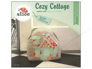 die cutting machines: Slice Design Card Cozy Cottage