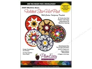 PlumEasy Patterns Star Round Hot Pad Pattern