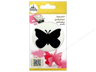 EK Paper Shapers Large Punch Butterfly 2 1/8 in.