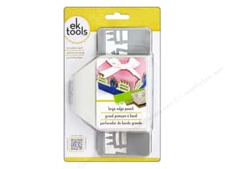EK Paper Shapers Large Edger Punch Birthday 2 1/2 in.