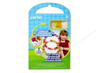 projects & kits: Perler Fused Bead Kit Star Bangles 100pc