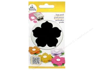 EK Paper Shapers Large Punch Petunia 2 3/8 in.