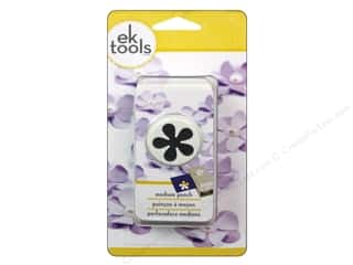 EK Success Medium Punch Retro Flower 1 in.