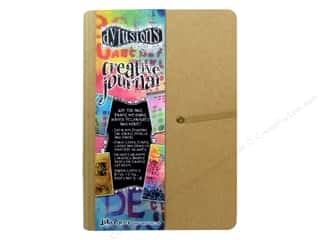 Journal & Gift Books: Ranger Dylusions Accessories Creative Journal Small