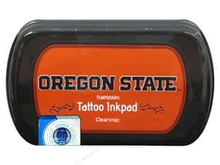 scrapbooking & paper crafts: ColorBox Tattoo Ink Pad Oregon State University Orange