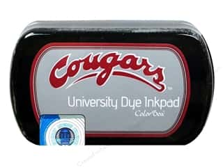 Clearance ColorBox Premium Dye Ink Pad: ColorBox Dye Ink Pad Washington State University Light Grey