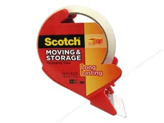 Scotch Tape Moving & Storage Packaging 38.2yd