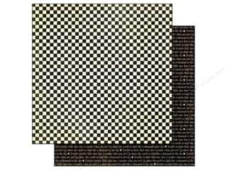 Cardstock Sale: Graphic 45 12 x 12 in. Paper Mother Goose Checkers (25 sheets)
